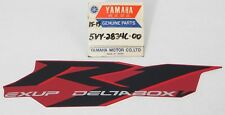 1 NEW NOS Genuine Yamaha FZ-1 Cowling Decal Graphic Sticker OEM 2004-2005 Stock