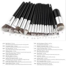 18pcs Soft Kabuki Makeup Brushes Cosmetic Foundation Powder Brush Set Tool