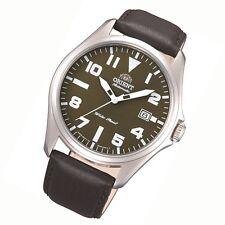 Orient Classic Automatik Datum Leder Herrenarmbanduhr klassische Uhr FER2D009F0