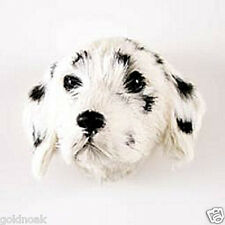 (1) DALMATION DOG MAGNET. (Collectible Fur Magnets). Very realistic!  Gifts?