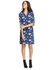Boden Women's Long Sleeve Shirt Dresses