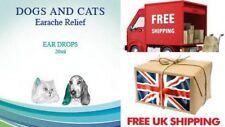Earache relief best dog & cat ear drops 100% Safe Ear Control