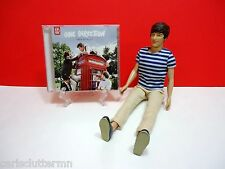 """One Direction CD Take Me Home and Louis Tomlinson 12"""" Doll Collector Music Boy"""