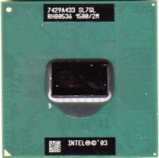 INTEL PENTIUM M 715 MOBILE 1.5GHZ 400FSB 2MB CACHE SOCKET 478 CPU - NEW