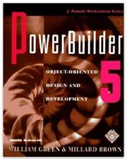 PowerBuilder 5.0 Object-oriented Design & Development (Workstation) with CD-ROM
