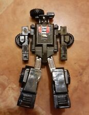Vtg Gobots Bandai 1983 Geeper Jeeper Creeper Jeep Truck Robot Action Figure toy