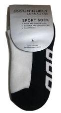 Lorna Jane Thick Iconic Sport Sock Black / White One Size