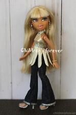 Bratz Forever Diamondz Vinessa Doll & Fashion Outfit Shoes Long Blonde Hair RARE