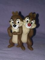 Walt Disney's Chip & Dale Cake Toppers PVC Figurine Disney China McDonalds Toy