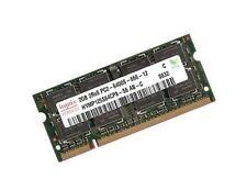 2gb ddr2 Hynix ram Medion Akoya s1210 (MD 96925-MD 96926) n270 800 MHz inutilisables