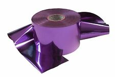 Hot Stamping Foil.      360 Purple.            24 In x 500 Ft.          PROPIUSA