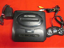 Sega Genesis Core System 2 Video Game Console Very Good 1107