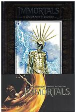Immortals Gods & Heroes Volume 1 HC New  30% OFF  Archaia