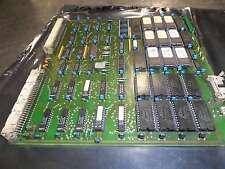Charmilles 200 EDM 852480 CCU EX.E Board WITH CARD 8053190D