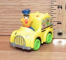 """Genuine Playskool Muppets 1983 Sesame Street """"Bert's School Bus"""" Toy Only"""