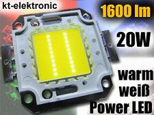 20w power LED Blanc Chaud 3500k 1600lm