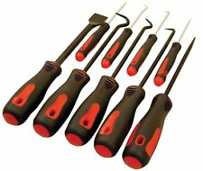 Atd Tools ATD-8424 9 Pc. Scraper, Hook, And Pick Set