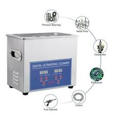 3L Ultraschallreiniger Ultraschallgerät Ultraschallreinigungsgerät Edelstahl