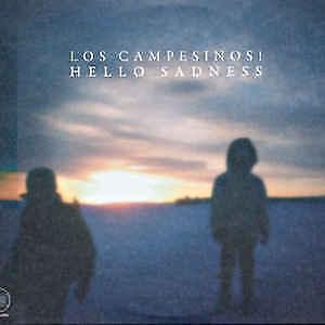 Los Campesinos Hello Sadness cd  28