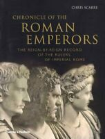 Chronicle of the Roman Emperors The Reign-by-Reign Record of th... 9780500289891