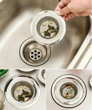 Kitchen Sink Strainers Stainless Steel Basket Drain Protector  2.75''