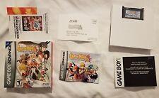 Summon Night Swordcraft Story 2 Nintendo Game Boy Advance GBA COMPLETE NEAR MINT