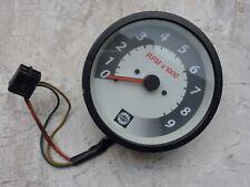 Skidoo Formula 500 583 MX Z 440 670 MXZ SL SS Touring Tachometer Gauge 1996 1997