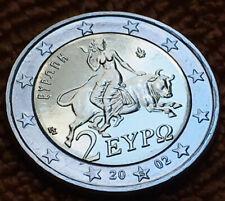 2 Euro Grece 2002 S - 2 Euro Greece S