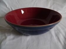 Denby Pasta Serving Bowl Made in England 11 5/8""