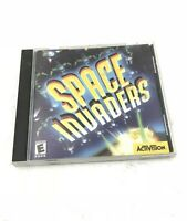 Space Invaders PC Computer Game Windows 1999 Arcade Video Game TESTED XP 95 98