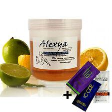 ALEXYA SAFIYE pasta di zucchero Rimozione Peli Depilazione Zuccheraggio Cera 350g + REGALO