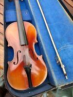 Vintage Violin Cased