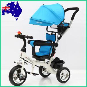 Tricycle Bike Trike Baby Prams Kids Stroller Toddler Ride-On Toy KTR2002