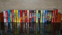 Complete 25 Volumes of the JACK REACHER Series by LEE CHILD