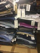 10 Damen Jeans Hosen Posten versch. Gr. Farben Modelle für Wiederverkäufer