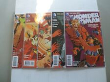 2013 Wonder Woman (New 52) VOLUME 4/WAR Complete Set of 5 Comics (19-23) NM/1ST