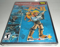 BRAND NEW Playstation 2 Game JAK II Greatest Hits Y-Fold Sealed Fun PS2
