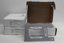 "CRESTRON Pre-construction Mounting Kit For 10.1"" TSW-UMB-60-PMK x3 Units BNIB"