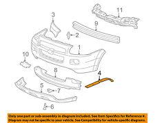 GM OEM Front Bumper-Side Bracket Left 15235853