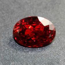 13.89CT BLOOD RED RUBY UNHEATED 12X16MM DIAMOND OVAL CUT VVS LOOSE GEMSTONE