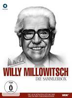WILLY MILLOWITSCH-DIE SAMMELBOX - MILLOWITSCH,WILLY  10 DVD NEU
