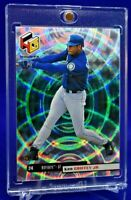 KEN GRIFFEY JR UD HOLOGRFX SP RARE PRISM RAINBOW REFRACTOR MARINERS