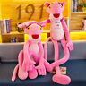 Cartoon Pink Panther Plush Toy Large Size Hug Pillow Stuffed Doll Kids Xmas Gift