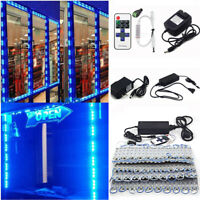 US 10~160ft Blue 5050SMD Brightest Store Front LED Window Light Module Sign Lamp