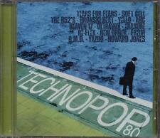 TechnoPop 80 - New Order/Soft Cell/Omd/Ultravox/Heaven 17/Freur CD Sigillato