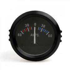52mm 2Inch 60-0-60 AMP Ammeter Motor Auto Car Truck Gauge Meter Gauge