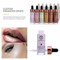 Bronzer Illuminator Glow Cream Concealer Face Highlight Liquid Highlighter