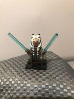 NEW Custom Minifigure Star Wars Rebels Ahsoka Tano ARRIVES IN 2-4 DAYS