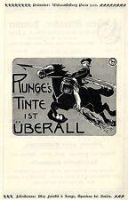 Fabbricanti MAX Fränkel & Runge Spandau presso Berlino storica la pubblicità di 1904