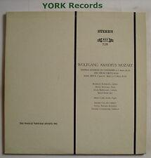 MHS 728 - MOZART - Vesperae Solemnes De Confessore GUSCHLBAUER - Ex LP Record
